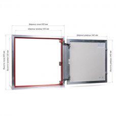 Люк Практика Евроформат Р ЕТР (60x60 см)