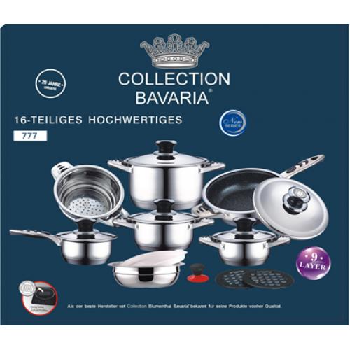 Набор посуды Bavaria 777