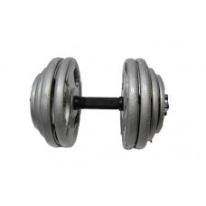 Набор гантелей металлические Atlas Sport Хамертон 2x29 кг