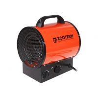 Нагреватель воздуха электрический Ecoterm EHR-05/3E