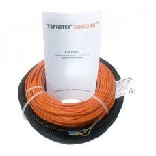Нагревательный кабель Teplotex EcoCab 14W 5.3 м 75 Вт