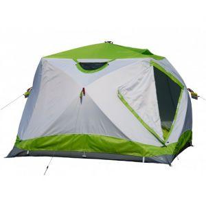 Палатка для зимней рыбалки Lotos Куб 4 Компакт Термо
