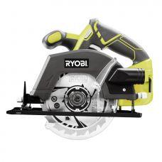 Пила циркулярная RYOBI R18CSP-0