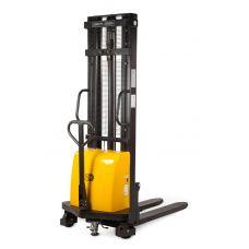 Штабелер гидравлический с электроподъемом TOR 1T 3,0м DYC1030