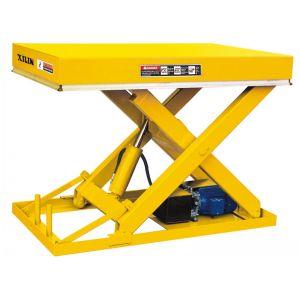 Стол подъемный передвижной XILIN г/п 1000 кг 190-1000 мм DG01