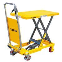 Стол подъемный передвижной XILIN г/п 150 кг 225-740 мм SP150