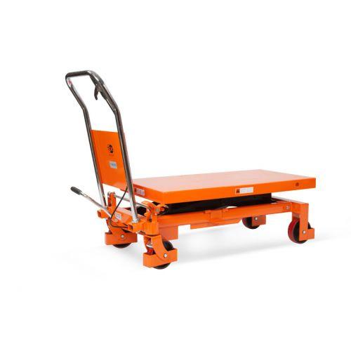 Стол подъемный TOR WP-1000, Г/П 1000 кг, 400-1000 мм