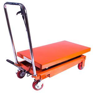 Стол подъемный TOR WP-300, г/п 300 кг, 300-900 мм