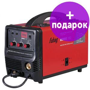 Сварочный полуавтомат FUBAG IRMIG 180 с горелкой