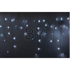 "Светодиодная бахрома ""Айсикл белый"" Neon-night 5.6*0.9 м белый мерцание"