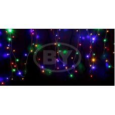 Светодиодная гирлянда Neon-night «Дюраплей LED» мультиколор 12 м