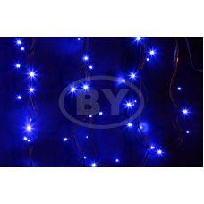Светодиодная гирлянда Neon-night «Дюраплей LED» синий 12 м