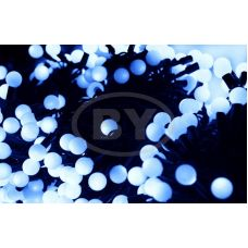"Светодиодная гирлянда Neon-night ""Клип лайт шарики"" синий 3 нити по 20 м"