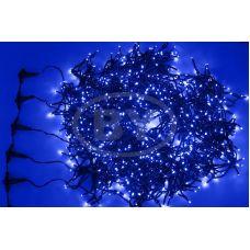 """Светодиодная гирлянда Neon-night """"Клип лайт"""" синий 5 нитей по 20 м"""