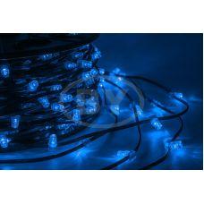 """Светодиодная гирлянда Neon-night """"Клип лайт"""" синий, между диодами 15 см /1М"""