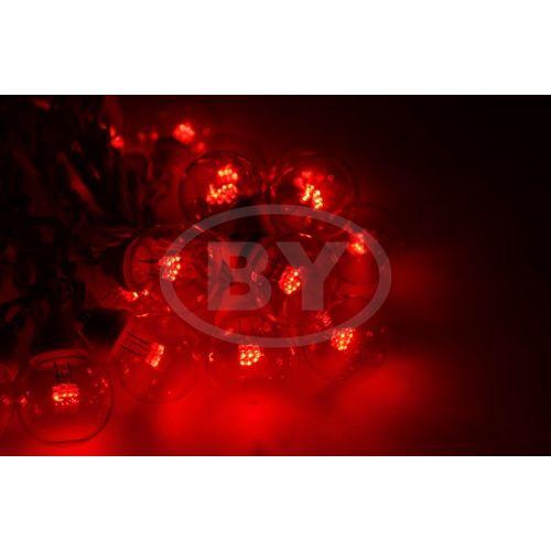 """Светодиодная гирлянда Neon-night """"LED Galaxy Bulb String"""" красный, черный каучук"""