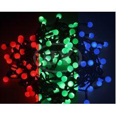 """Светодиодная гирлянда Neon-night """"LED шарики"""" RGB 10 м Ø 23 мм"""