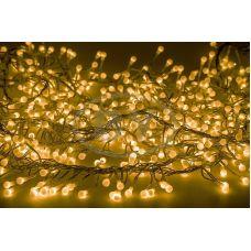 Светодиодная гирлянда Neon-night «Мишура LED» желтый 3 м