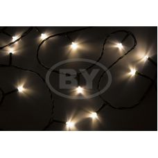 Светодиодная гирлянда Neon-night «Твинкл лайт» теплый белый 10 м 80 LED