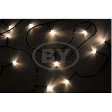 Светодиодная гирлянда Neon-night «Твинкл лайт» теплый белый 6 м