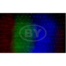 Светодиодная сетка Neon-night 1*1.5 м мультиколор, 160 LED