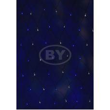 Светодиодная сетка Neon-night 2.5*2.5 м белый/синий