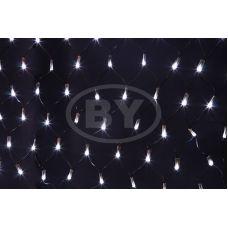 Светодиодная сетка Neon-night 2*0.7 м белый
