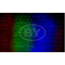 Светодиодная сетка Neon-night 2*1.5 м мультиколор