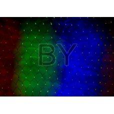 Светодиодная сетка Neon-night 3*0.5 м мультиколор