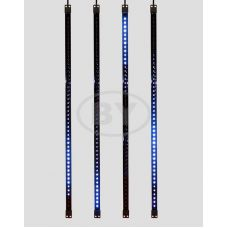 Светодиодная сосулька Neon-night синий 80 см