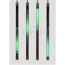 Светодиодная сосулька Neon-night зелёный 50 см