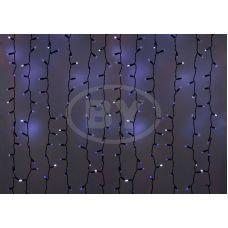 Светодиодная занавес Neon-night 2*1.5 м мерцание синий