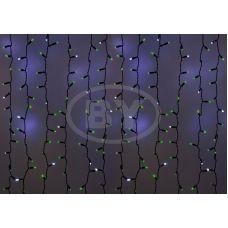 Светодиодная занавес Neon-night 2*1.5 м мерцание зелёный