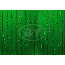 Светодиодная занавес Neon-night 2*1.5 м зелёный