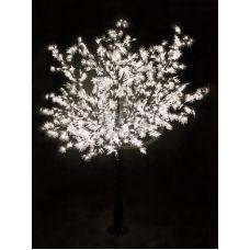 """Светодиодное дерево Neon-night """"Сакура"""" белый 3.6 м, Ø 3 м IP 54"""