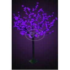 "Светодиодное дерево Neon-night ""Сакура"" фиолетовый 1.5 м, Ø 1.3 м"