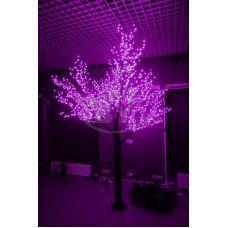 "Светодиодное дерево Neon-night ""Сакура"" фиолетовый 1.5 м, Ø 1.8 м"