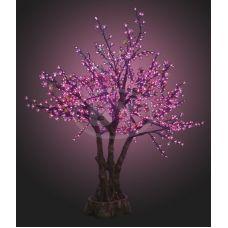 "Светодиодное дерево Neon-night ""Сакура"" фиолетовый 1.7 м"