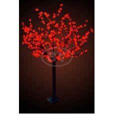 "Светодиодное дерево Neon-night ""Сакура"" красный 1.5 м, Ø 1.3 м"