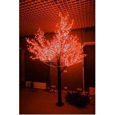 "Светодиодное дерево Neon-night ""Сакура"" красный 1.5 м, Ø 1.8 м"