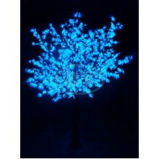 "Светодиодное дерево Neon-night ""Сакура"" синий 3.6 м, Ø 3 м IP 54"