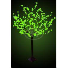 "Светодиодное дерево Neon-night ""Сакура"" зелёный 1.5 м, Ø 1.3 м"