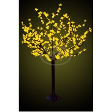 "Светодиодное дерево Neon-night ""Сакура"" желтый 1.5 м, Ø 1.3 м"