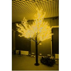 "Светодиодное дерево Neon-night ""Сакура"" желтый 1.5 м, Ø 1.8 м"