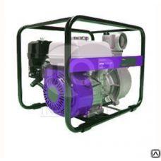 Мотопомпа бензиновая для грязн. воды TOR WP-30S, 60м3/ч