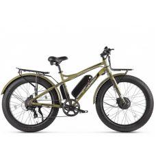 Велогибрид VOLTECO BIGCAT DUAL NEW 2020
