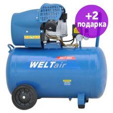 Воздушный компрессор WELT AR100VT